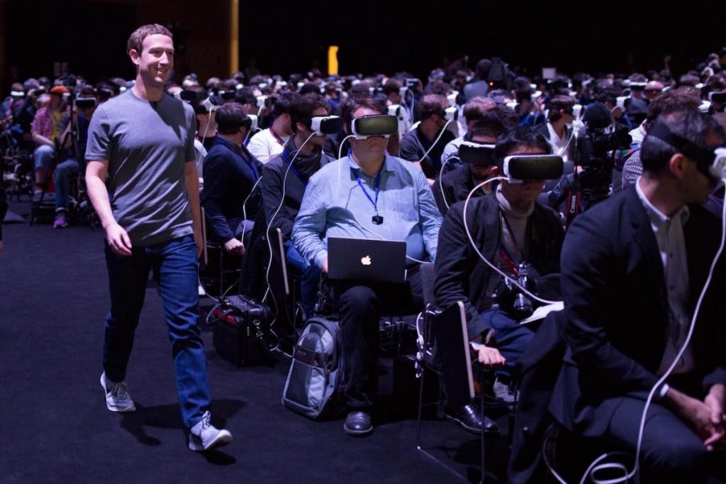 Realitate Virtuala - Mark Zuckerberg