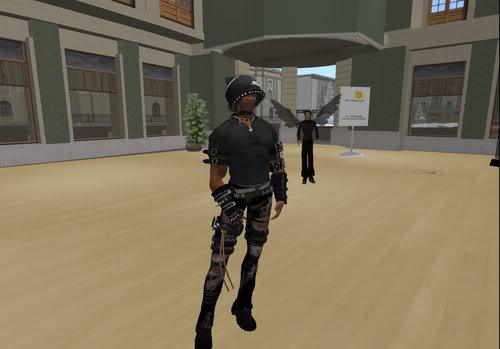Realitate virtuala - Second Life