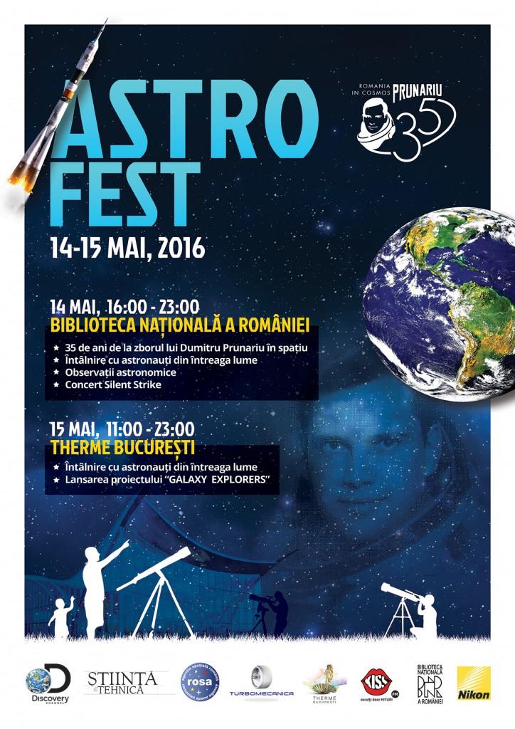 ASTRO FEST Poster