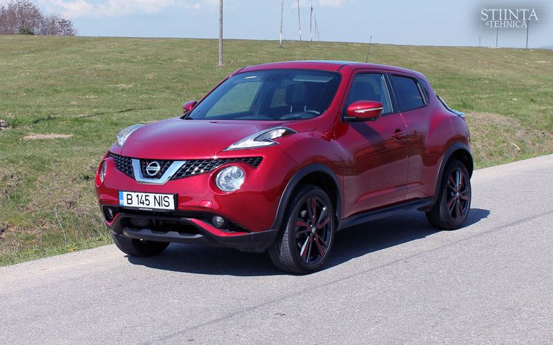 test nissan juke inovator funky sau neserios. Black Bedroom Furniture Sets. Home Design Ideas