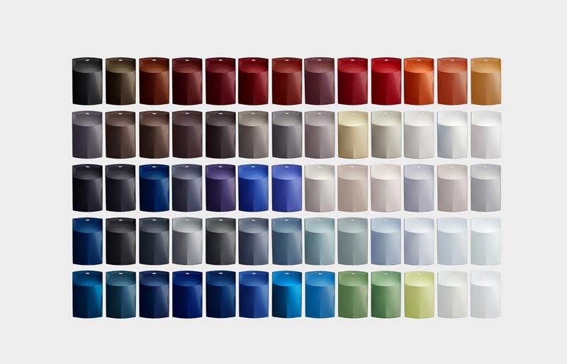 Color trends 2017 basf - Basf Analizeaz Tendi Ele 238 N Cromatica Automobilelor 238 N