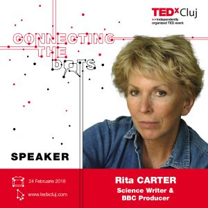 tedx-cluj-2018-Rita-Carter-stiinta-tehnica