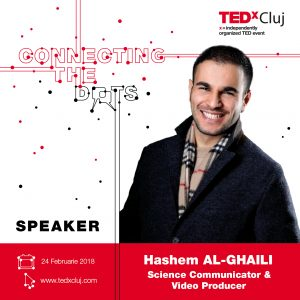 tedx-cluj-2018-hashem-al-ghaili-stiinta-tehnica