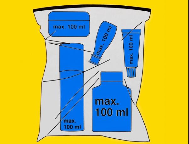 prix plus bas avec c3144 f84c5 Ne vom putea îmbarca în avion cu recipiente de peste 100 ml ...
