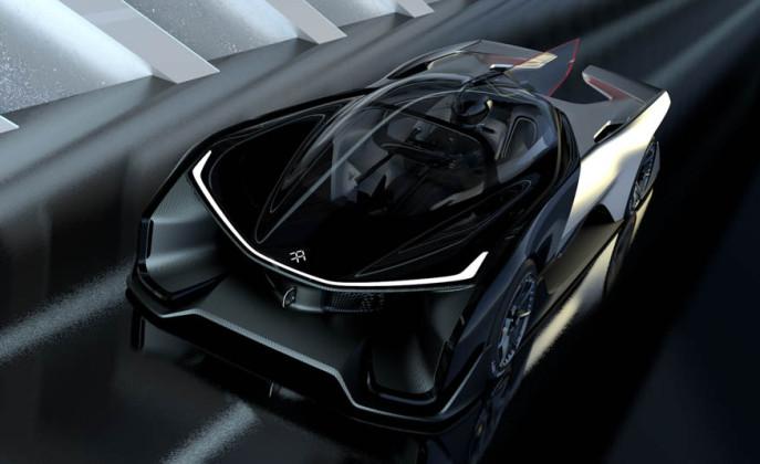 faraday future ffzer01 ces 2016 - stiinta tehnica