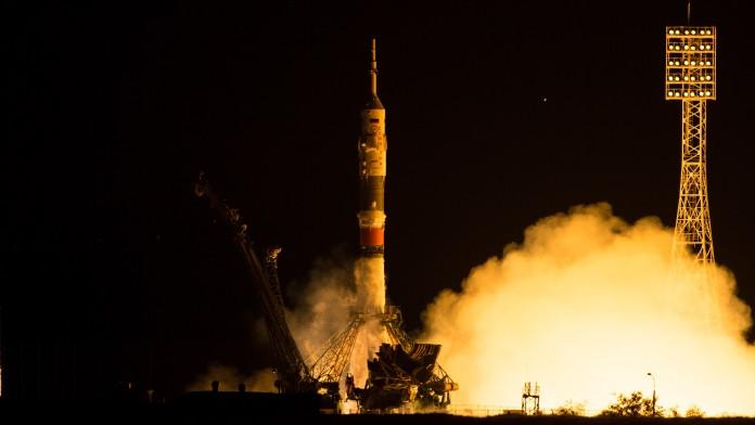 Lansarea rachetei Soyuz-FG de la Baikonur a fost un succes