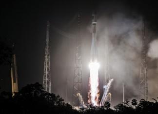 Lansare Soyuz/Galileo