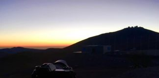 Very Large Telescope, Chile