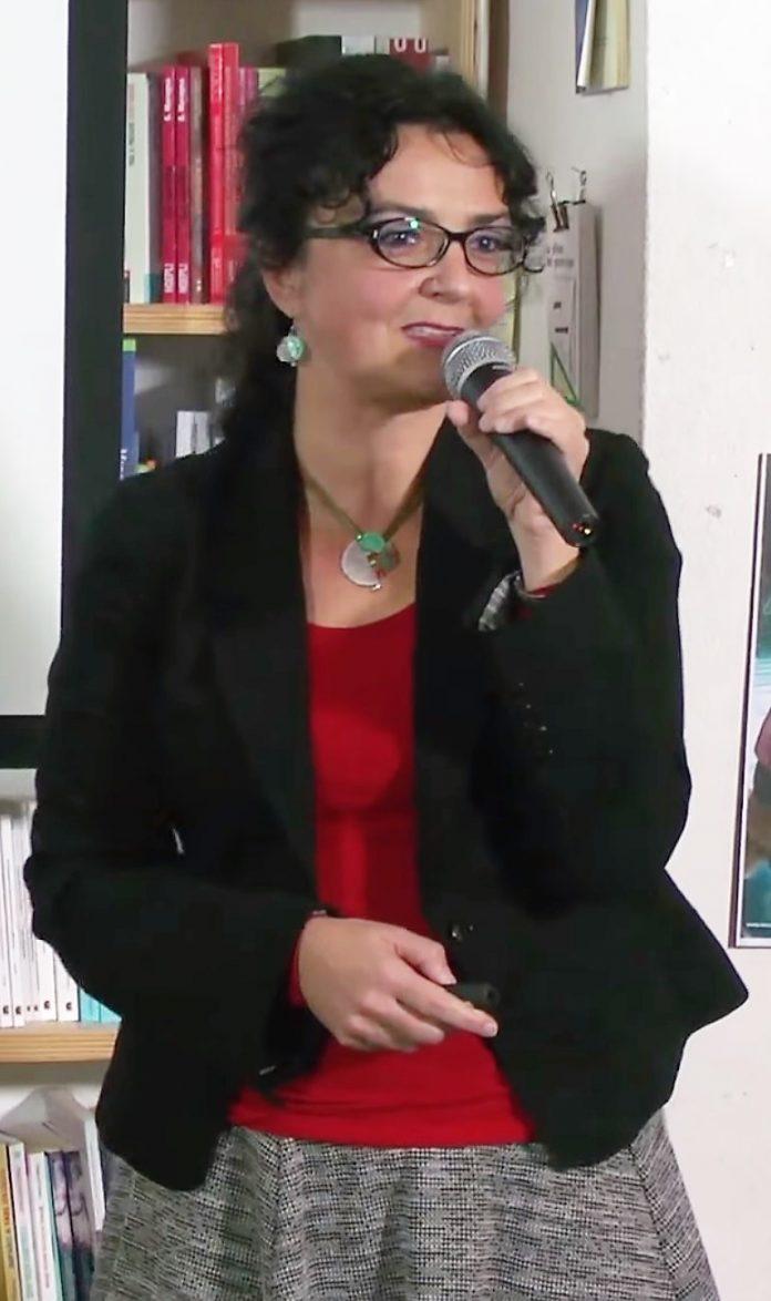 Catalina Curceanu conferinta