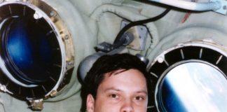 Dorin Prunariu la bordul Soyuz