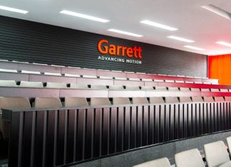 Amfiteatrul Garrett Motion