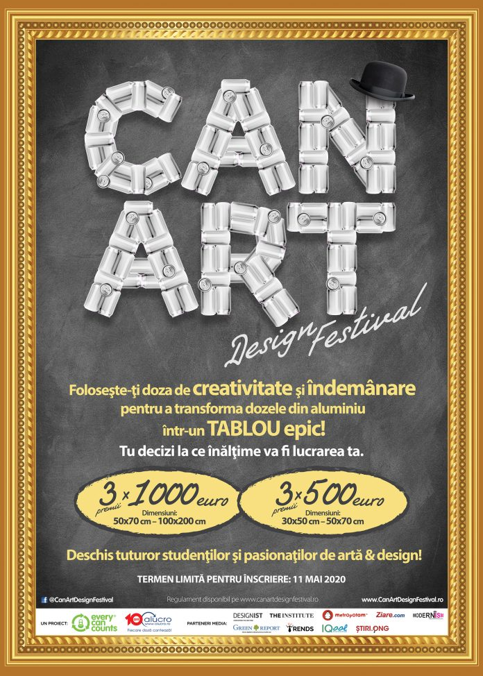 Concurs Can art Design Festival 2020