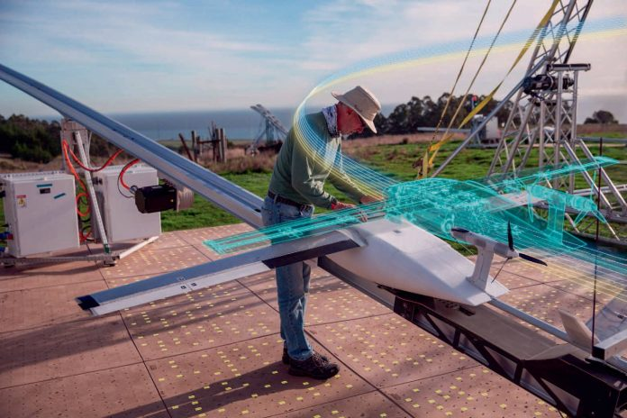 Dronele salvatoare transporta echipament medical